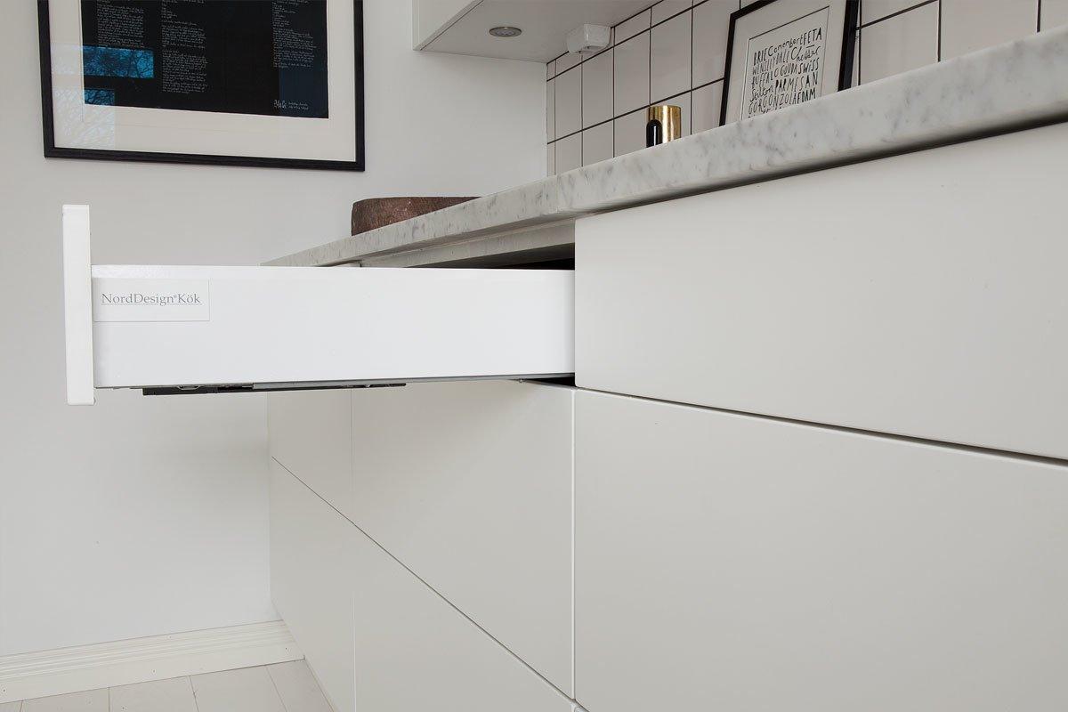Hemma hos - Solid, White velvet