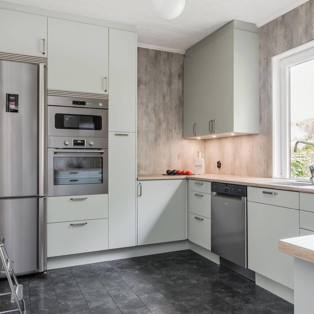 Smart Köksrenovering - NordDesign Kök