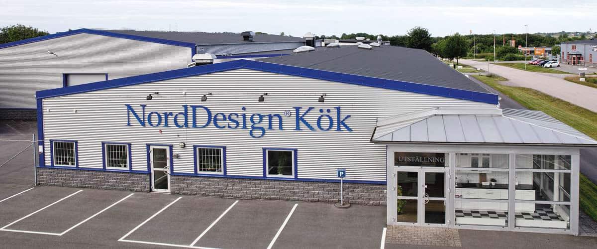 Fabrik Norddesign kök
